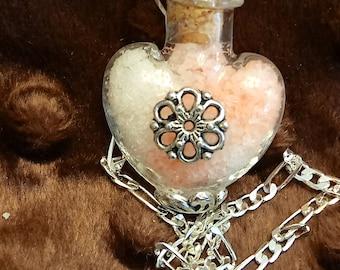 Glass Healing Heart