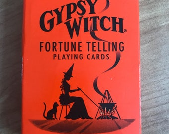 Gypsy Witch Oracle Readings