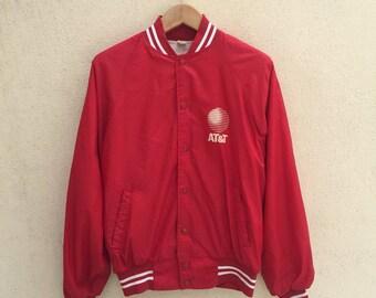 At&T Stadium Jacket/Vintage/Light Jacket/Made In Usa/Size L