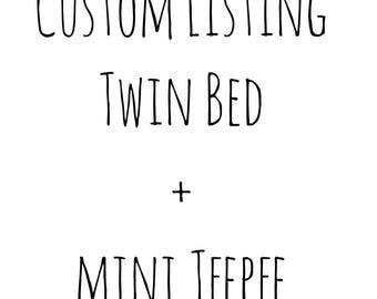 Mini Teepee Etsy