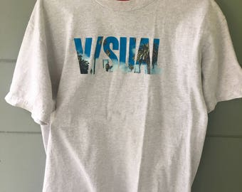 Visual shirt sz L