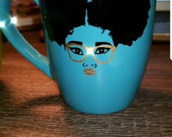 Coffee Mug Puffs & Glasses