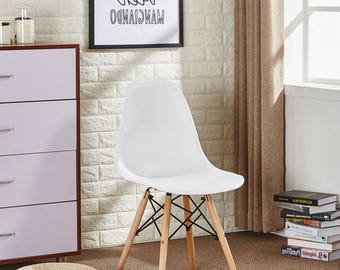 STYLE dsw EAMES CHAIR Design  - Chaise design scandinave eams