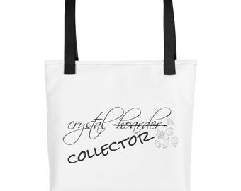 Crystal Collector Tote bag