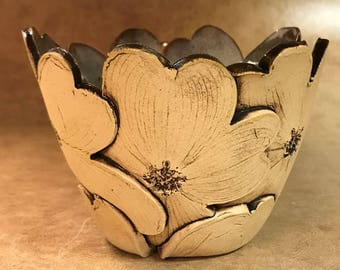 Small Dogwood Bowl 107