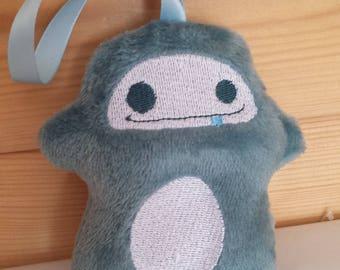 Stuffed animal P' little snow Yeti