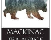 BLACK BEAR - Black Raspberry Tea - pics and descriptions to come soon.