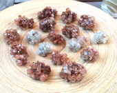 Red Aragonite Starburst Nuggets