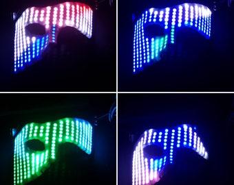 Phantom of the Light - LED Mask
