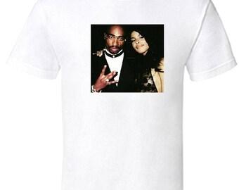 2Pac x Aaliyah T-Shirt