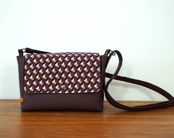 Purple bag