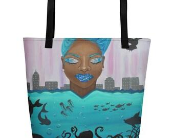 Tsunami Beach Bag