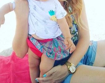 baby bloomers, baby skirt, bloomers, kids fashion, baby fashion, baby shorts, shorts, baby gift,baby clothe, tapa fraldas, fofo, skirt