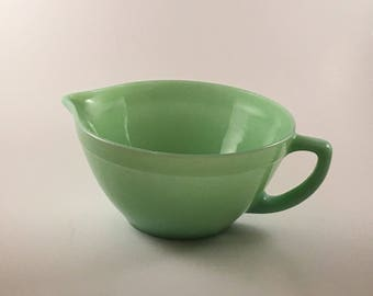 1950's Jadeite Batter Bowl