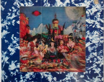 The Rolling Stones *Their Satanic Majesties Request* LP Promo 1967