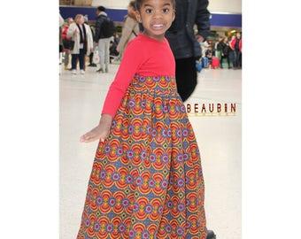 Inkosi Maxi skirt