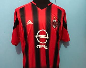 Ac milan football Soccer jersey