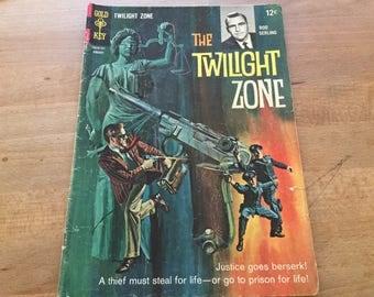 Rod Serrlings The Twilight Zone no 19  1967 January