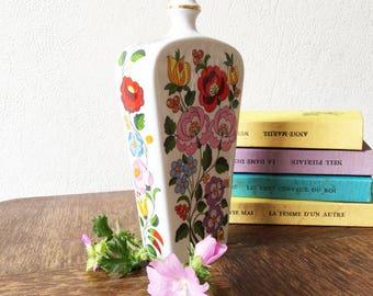 "Vintage hungarian vase ""Katmandou"""