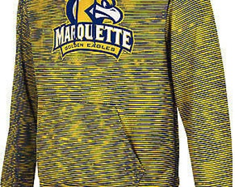 ProSphere Boys' Marquette University Velocity Pullover Hoodie (MU)