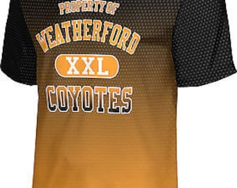ProSphere Men's Weatherford College Zoom Tech Tee (WC)
