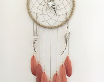 "9"" Woodland Fox Dream Catcher"