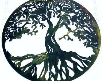 Tree of Life Wall Decor Tree of Life w/ birds 22