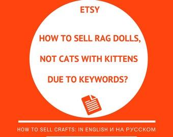 Keywords  Rag doll Etsy Tagging Seo Guides Seo guides crafts Seo Etsy Keywords Shop help crafts  Instant Download