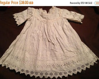 On Sale Gorgeous Antique Child's Gown