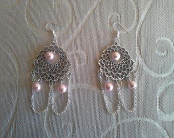 elegant chic earrings