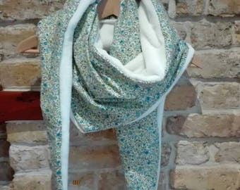 Scarves, scarves, scarf/shawl liberty