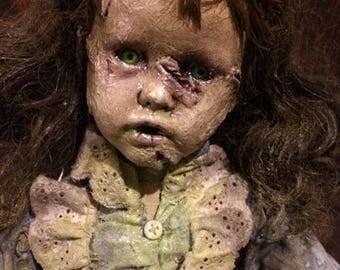 Exorcist doll