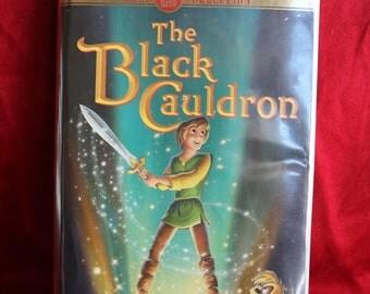 The Black Cauldron/Walt Disney/Gold Collection/VHS/Video Movie
