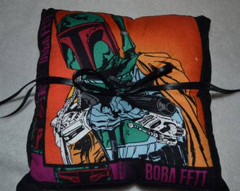Star Wars Boba Fett Ring Pillow