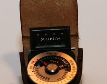 Vintage Kinox Light Meter