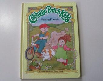 Vintage Cabbage Patch Kids