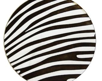 Zebra coasters (model 23)