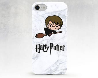 Harry Potter Phone Case Marble iPhone 7 Case For Samsung S7 Harry Potter iPhone 6S Case white Marble iPhone 7 Plus Harry Potter cute case