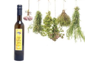 Organic Olive Oil- Italian Herb