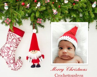 Christmas Special: Infant Boys/Girls' Santa Hat