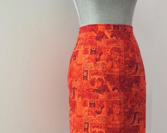 Archie Comics Pencil Skirt