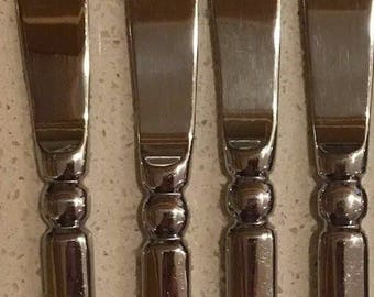 Mikasa Stainless French Countryside Four Dinner Knives