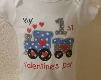 Choo Choo valentines