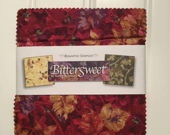 Benartex Bitter Sweet  Charm Pack