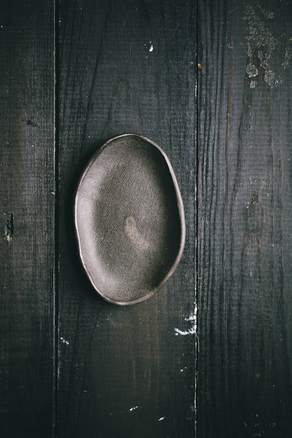 Matt Black Small Dishes