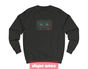 90S Hip Hop Clothing, Retro, Streetwear, Blazed, Bling, Dope, Cool, Swag, Novelty, Apparel, 90s Fashion, 90s Clothing, Dope Ones™ MS001-05