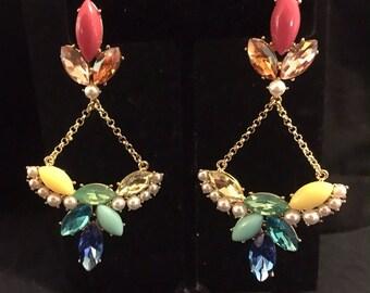 LULU FROST NYC Jewelry House Earrings