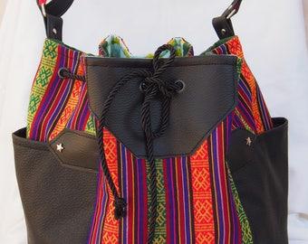 Lhasa bucket bag