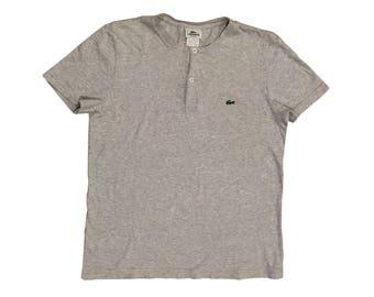 Lacoste Shirt Size 4