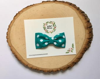 Rectangle bow tie bow